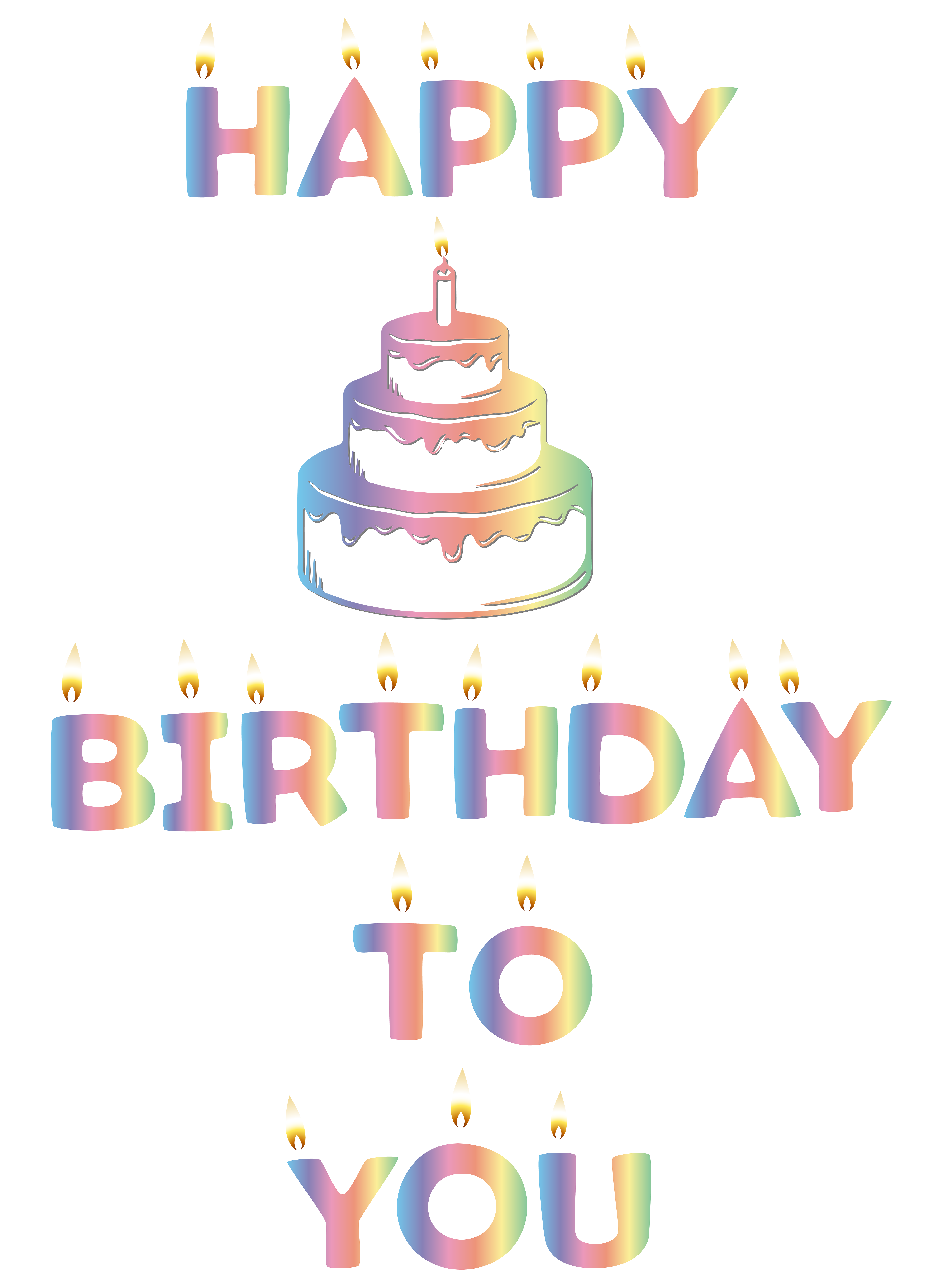 Png clip art image. Cone clipart happy birthday