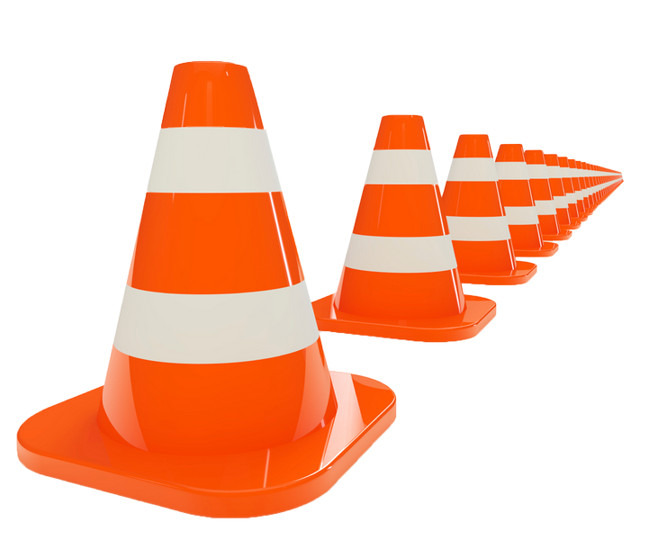 Cone clipart highway construction. Aadhar safety products road