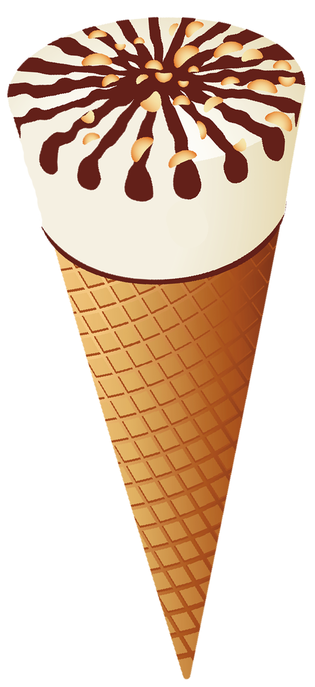 Transparent cone png clip. Glasses clipart ice cream