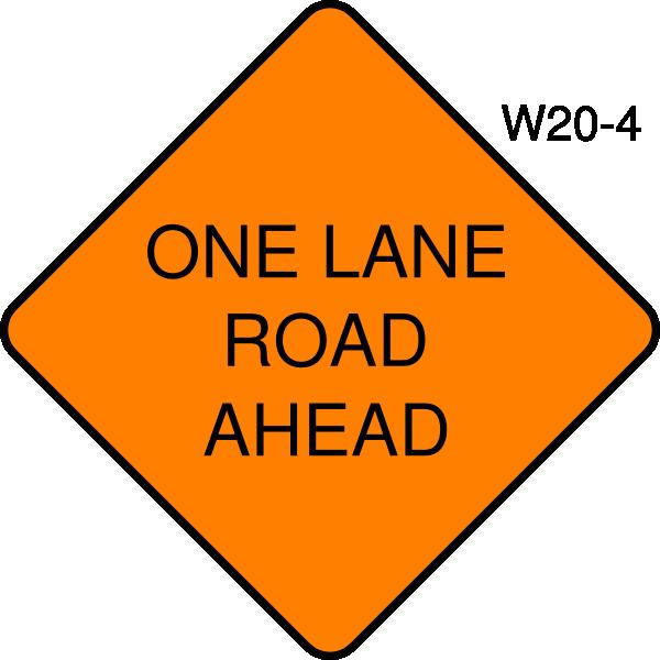 Cone road closed