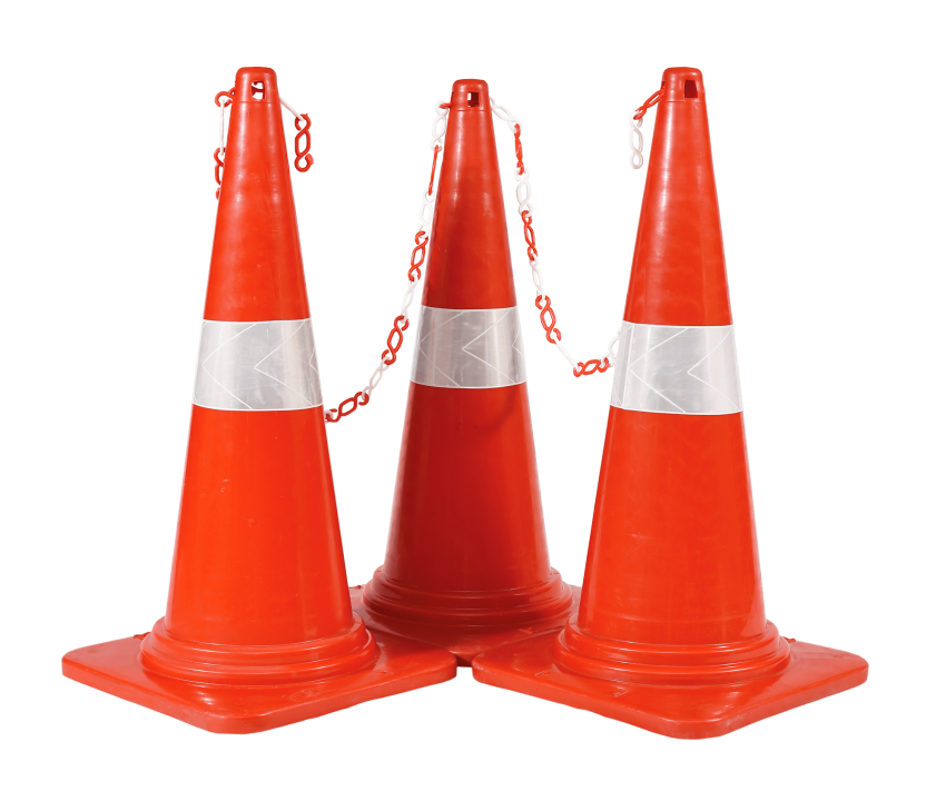 Traffic png free images. Cone clipart safety cone