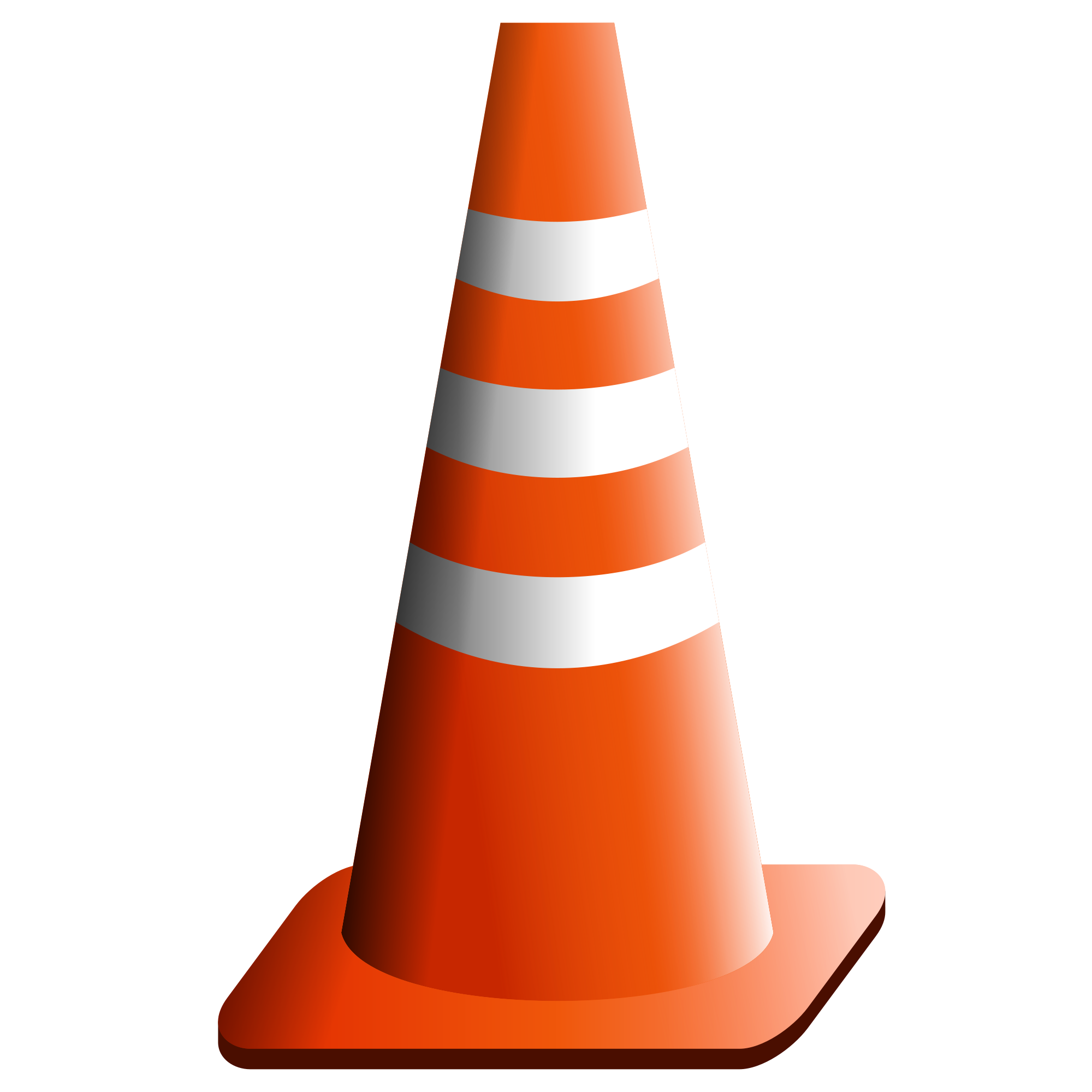 File construction svg wikimedia. Cone clipart safety cone