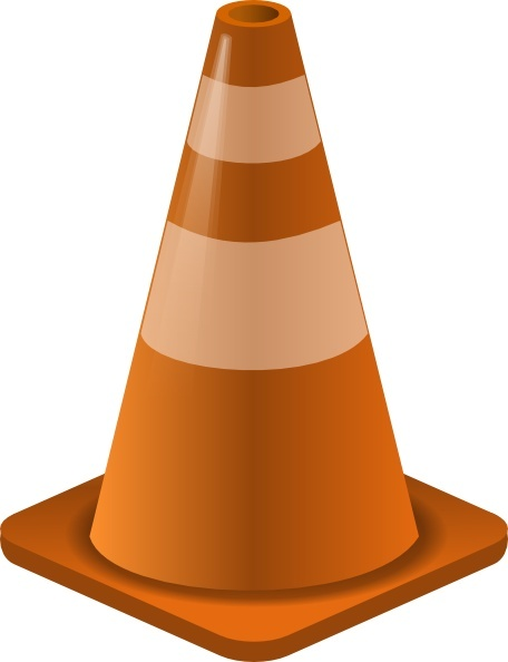 Construction clip art free. Cone clipart safety cone