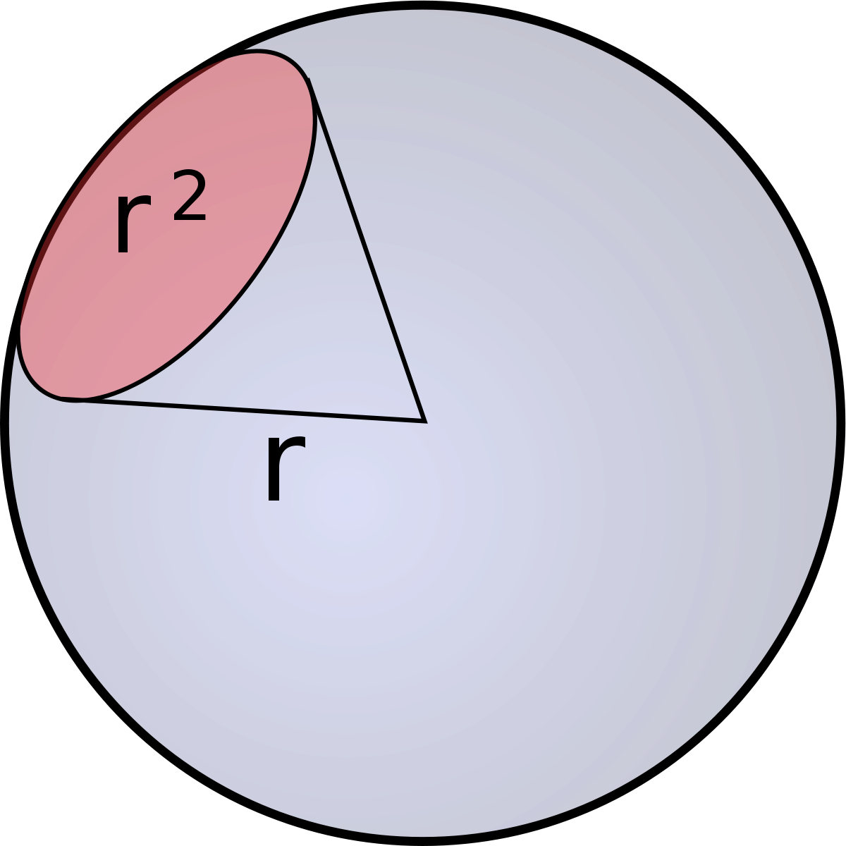 Fraction clipart radius. Steradian wikipedia
