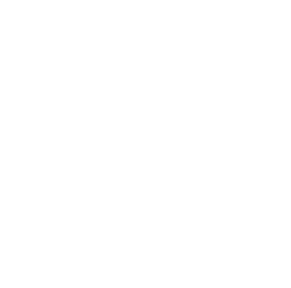 Upright white triangle clip. Cone clipart tall