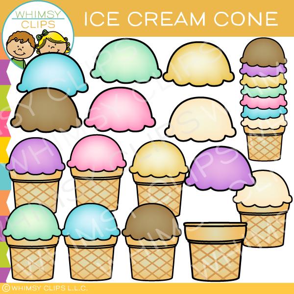 Cone clipart tall. Ice cream clip art