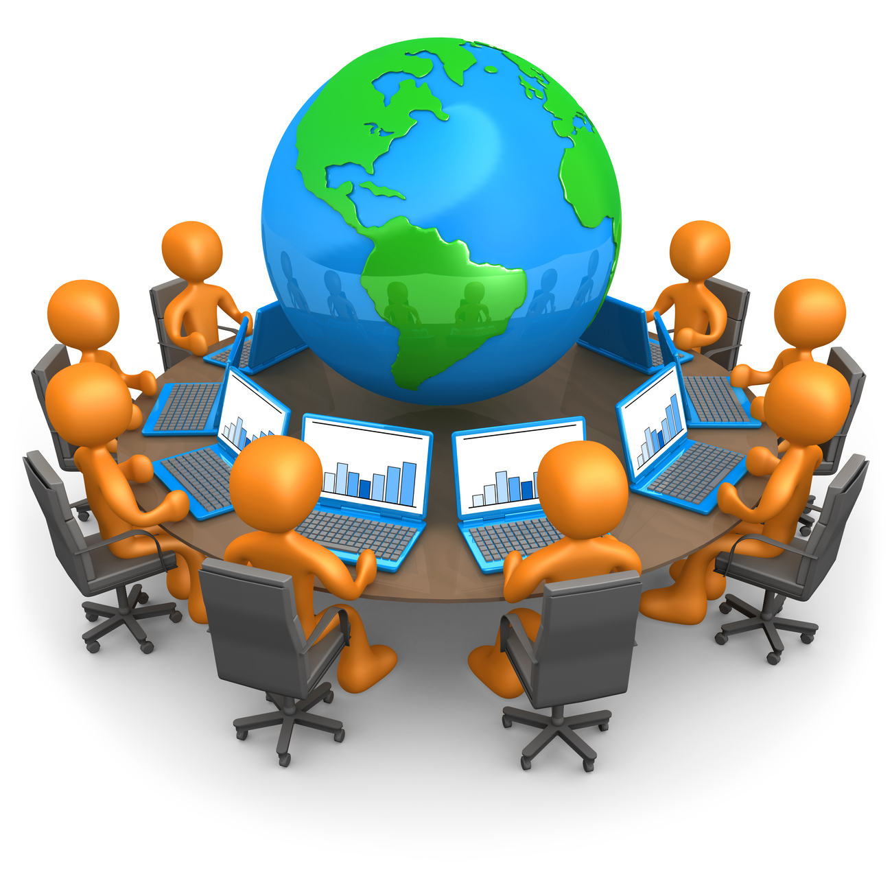Conference clipart. External