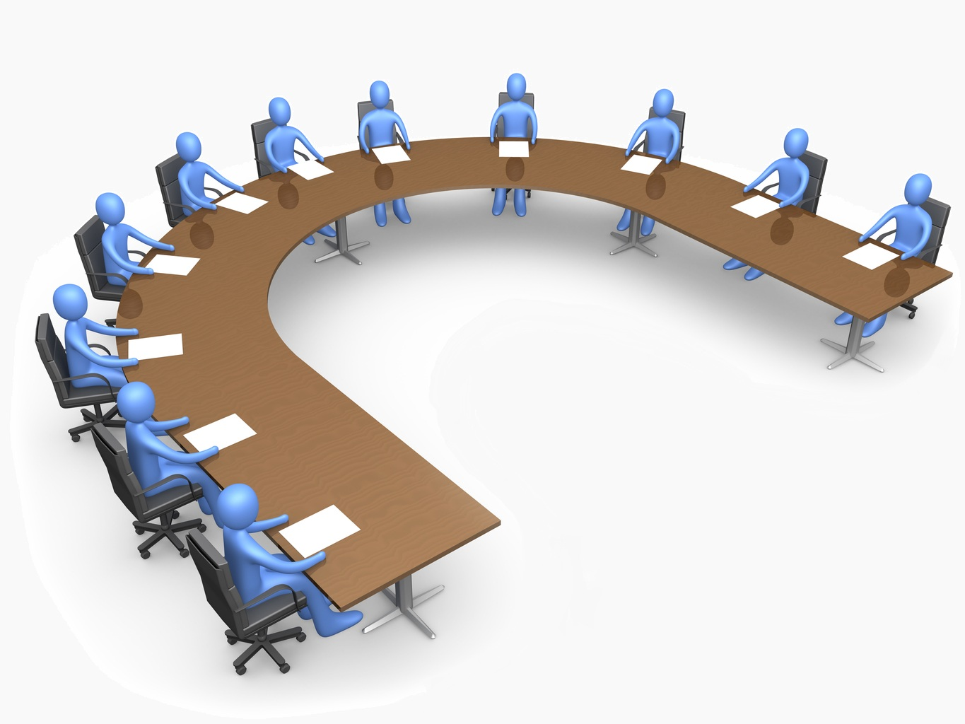 Conference clipart. Free meeting pictures clipartix