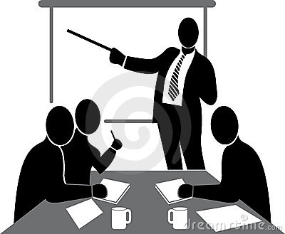 Conference clipart.