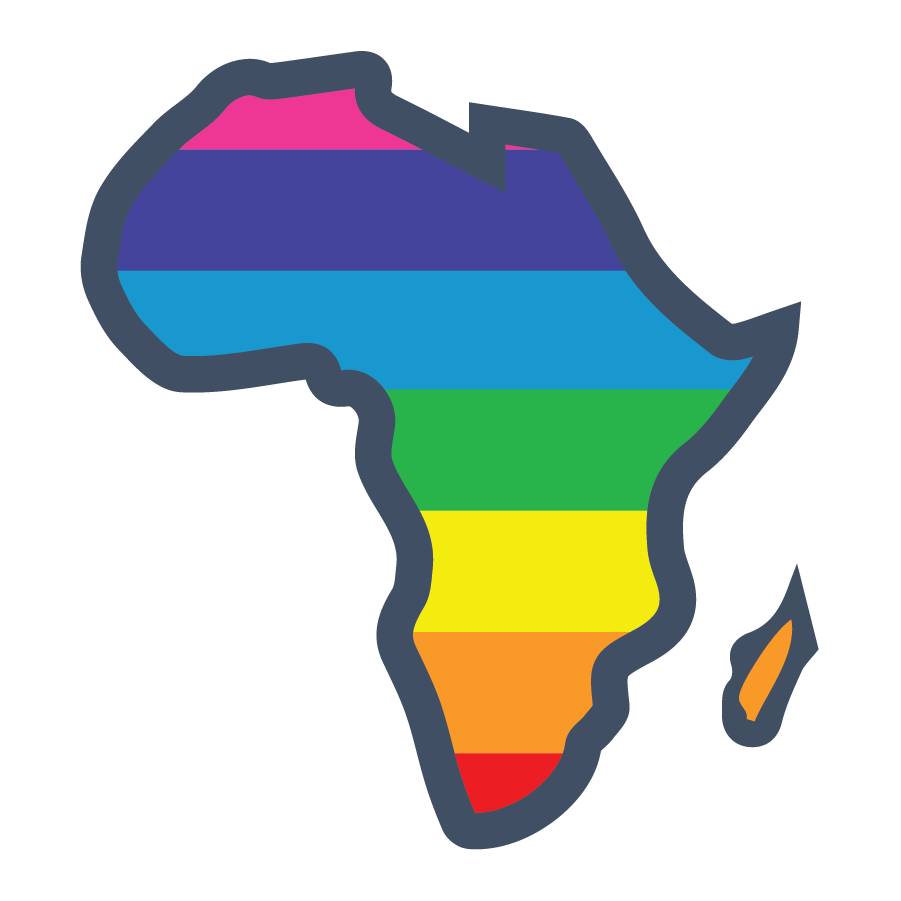 Home queer in africa. Pathway clipart rainbow