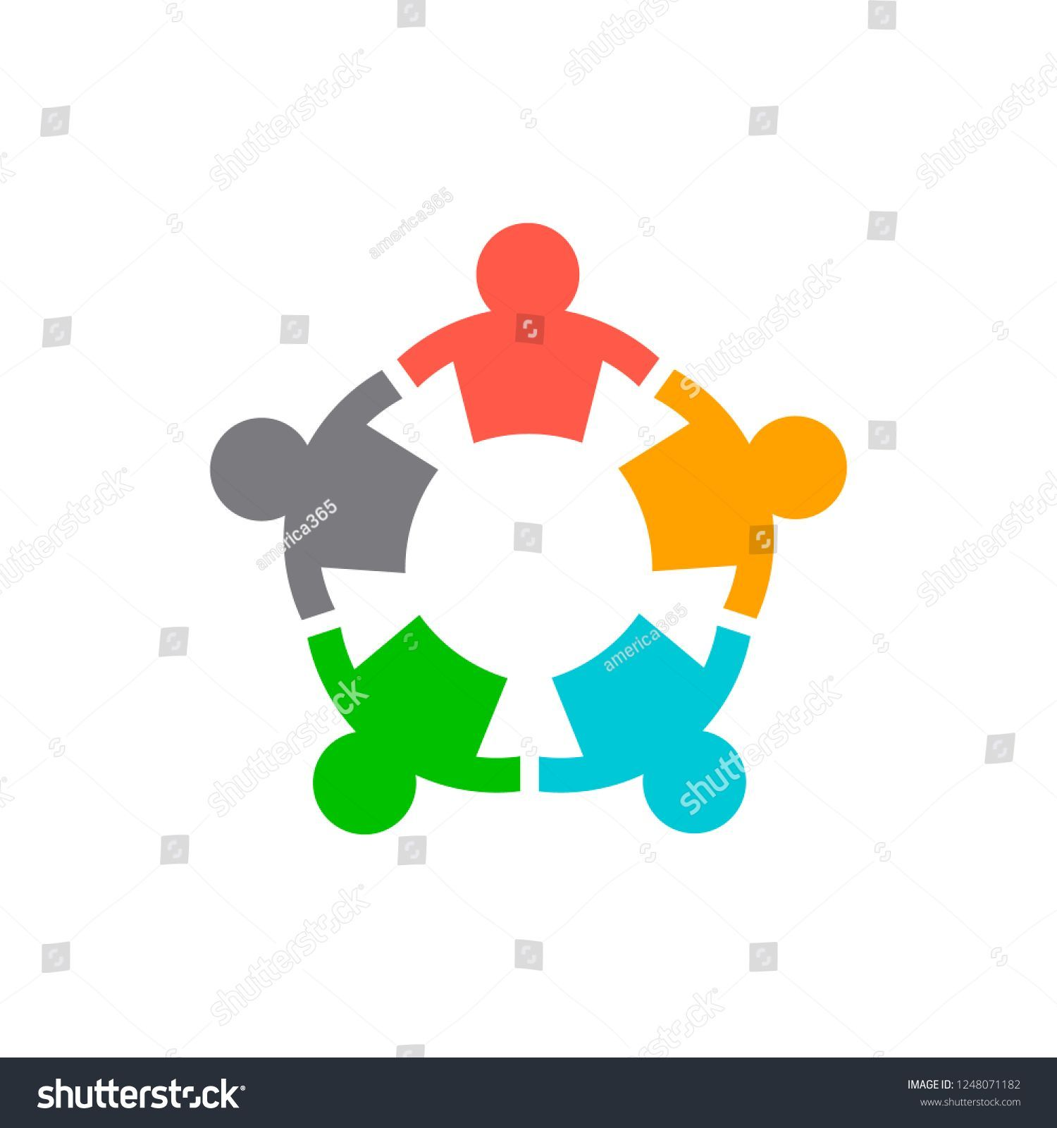 Teamwork clipart consultancy. Business consultants conference vector