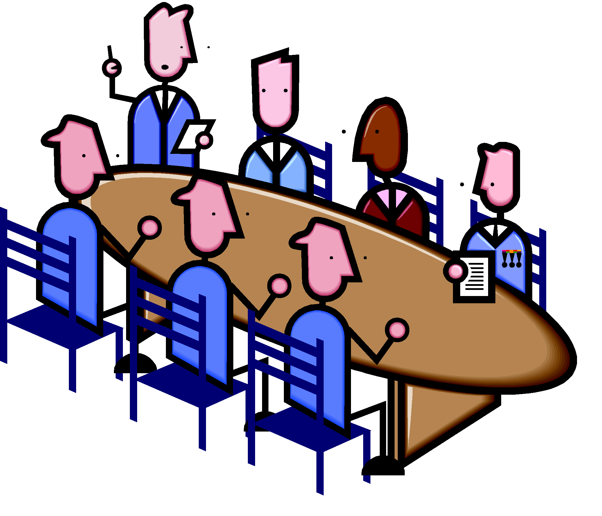 Create an efficient cdi. Conference clipart commitee