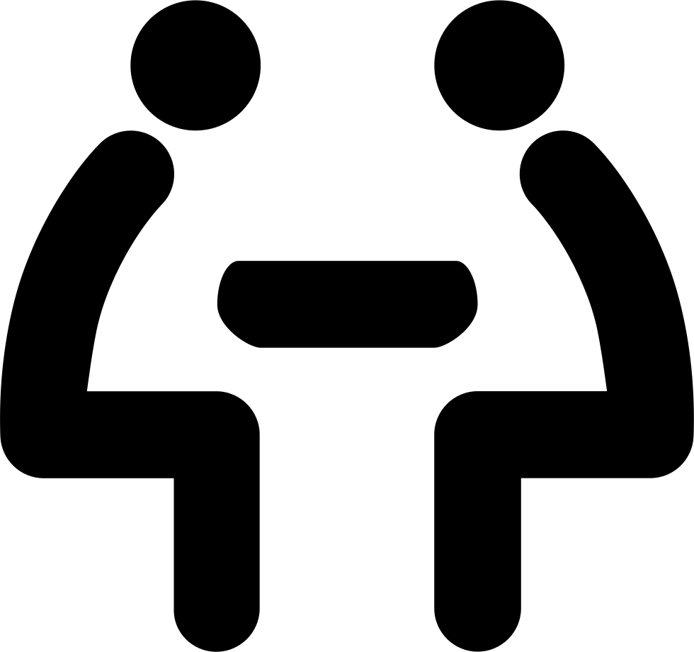 Conference clipart conference room. Svg png icon free