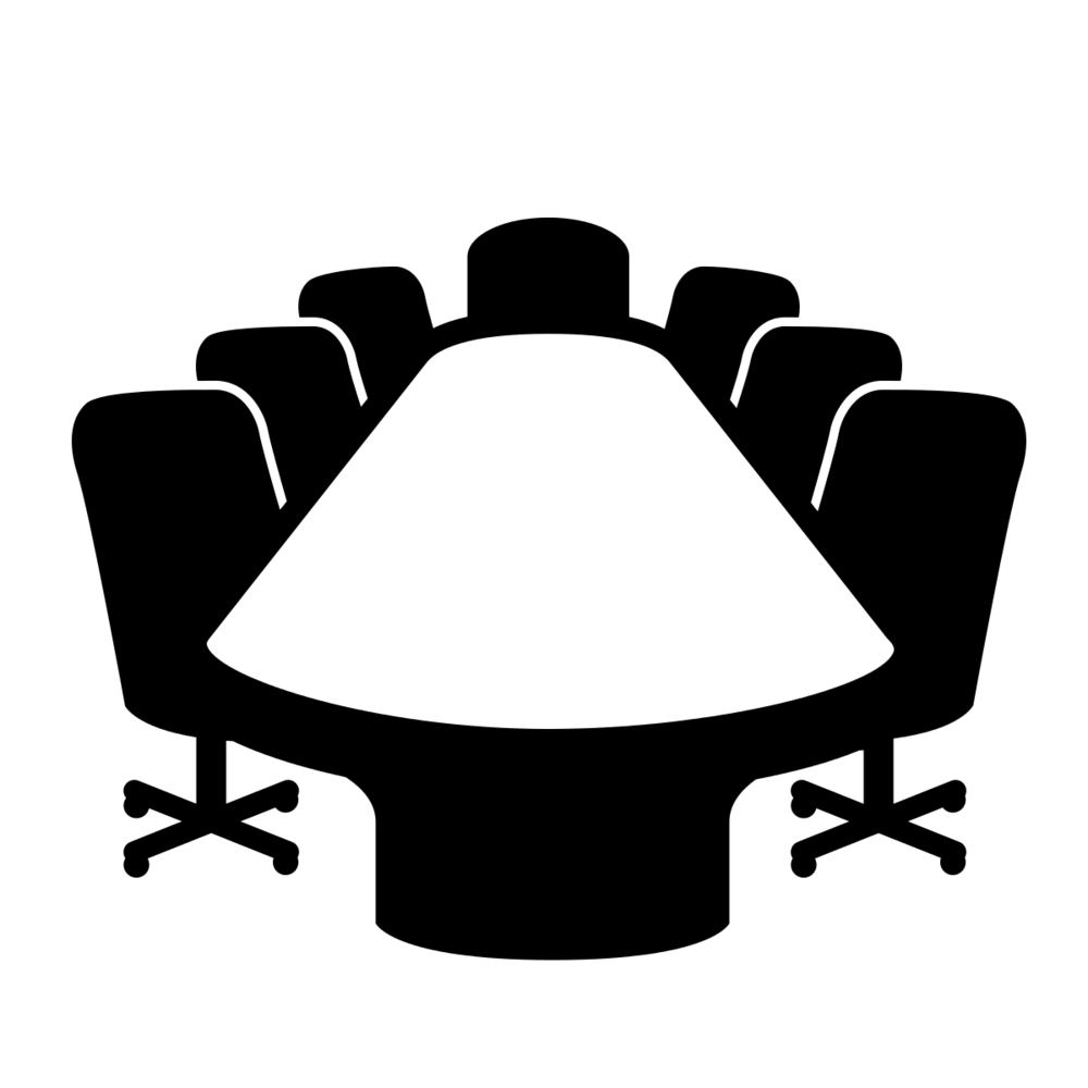 Clip art audio workshop. Conference clipart conference room