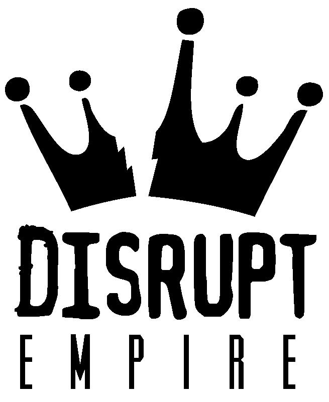 Conference clipart disruption. Blog disrupt empire