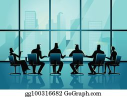 Meeting clipart executive meeting. Clip art royalty free