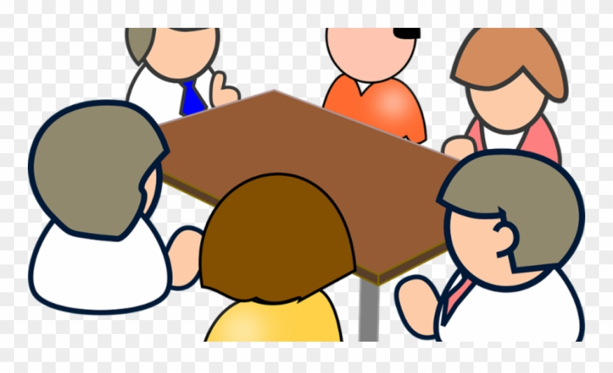 Conference clipart face to face meeting. Download clip art