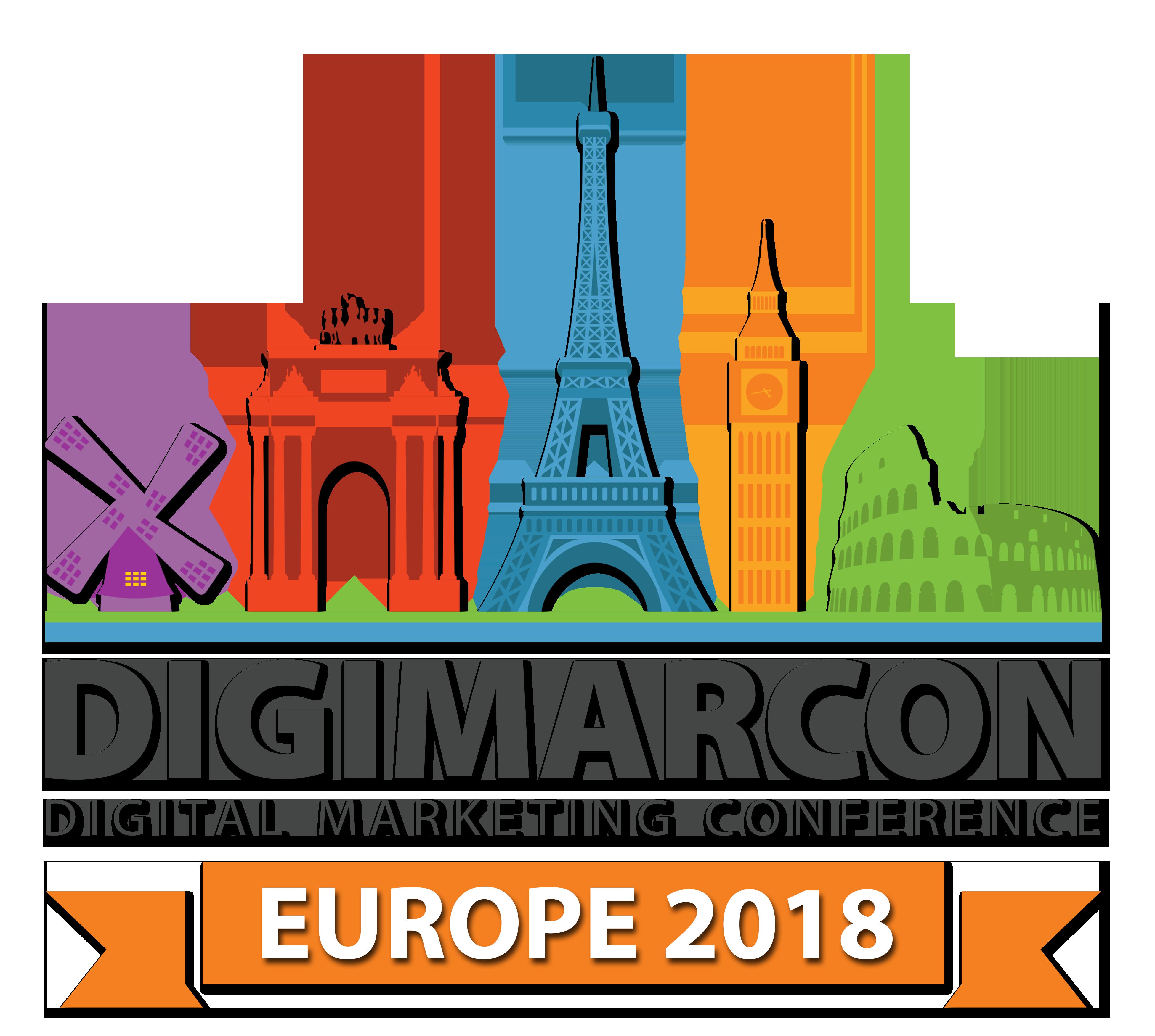 Conference clipart guest speaker. Digimarcon europe digital marketing