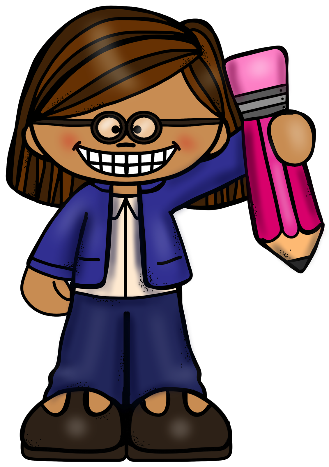Writer clipart guided writing. Group blog a reading