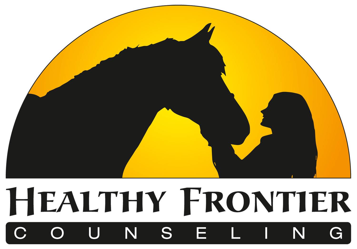 Our team healthy frontier. Counseling clipart business support