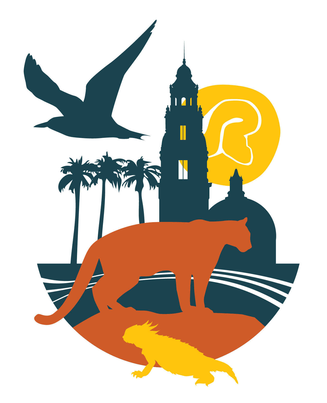 Urban wildlife worth a. Conference clipart international conference