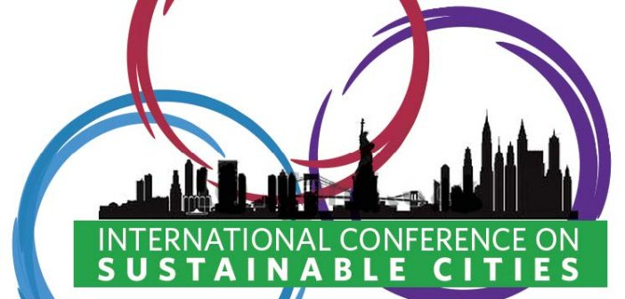 Conference clipart international conference. On sustainable cities