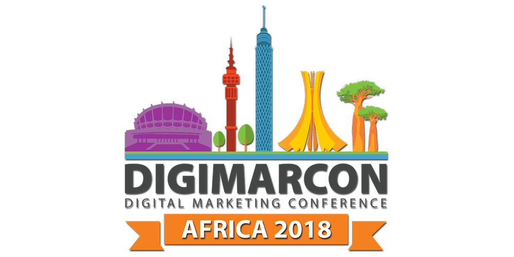 Digimarcon africa digital marketing. Conference clipart media conference