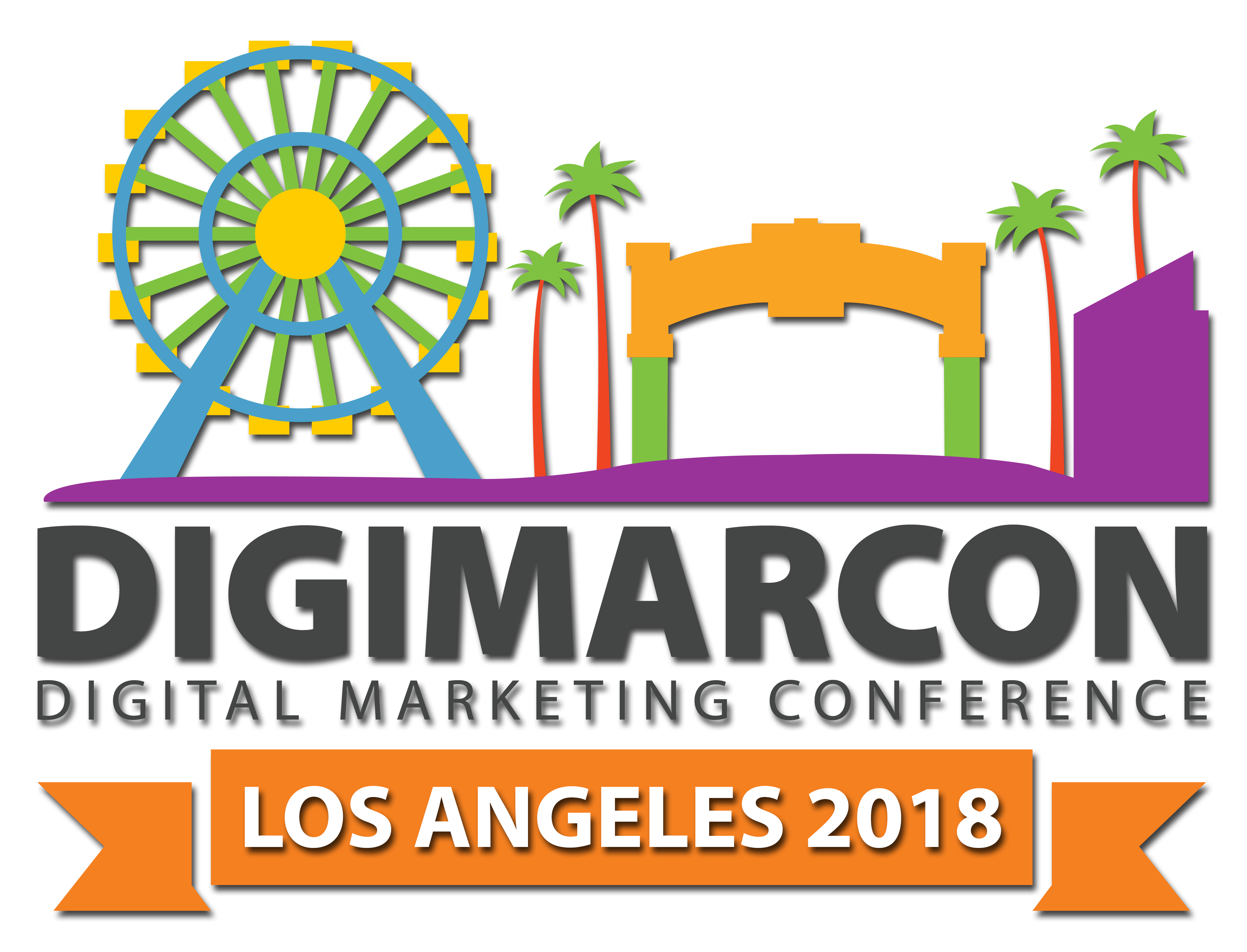 Conference clipart media conference. Digimarcon los angeles june