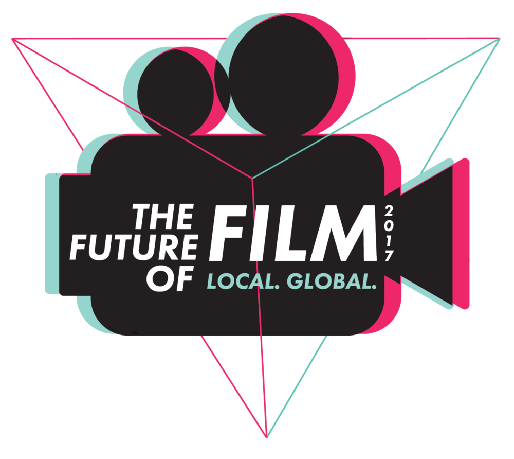 The future of film. Conference clipart media conference