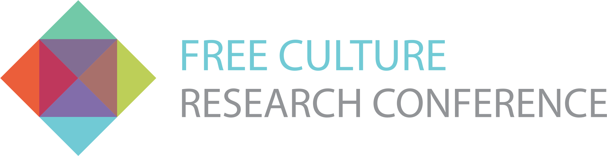 Free culture research logo. Conference clipart medical conference
