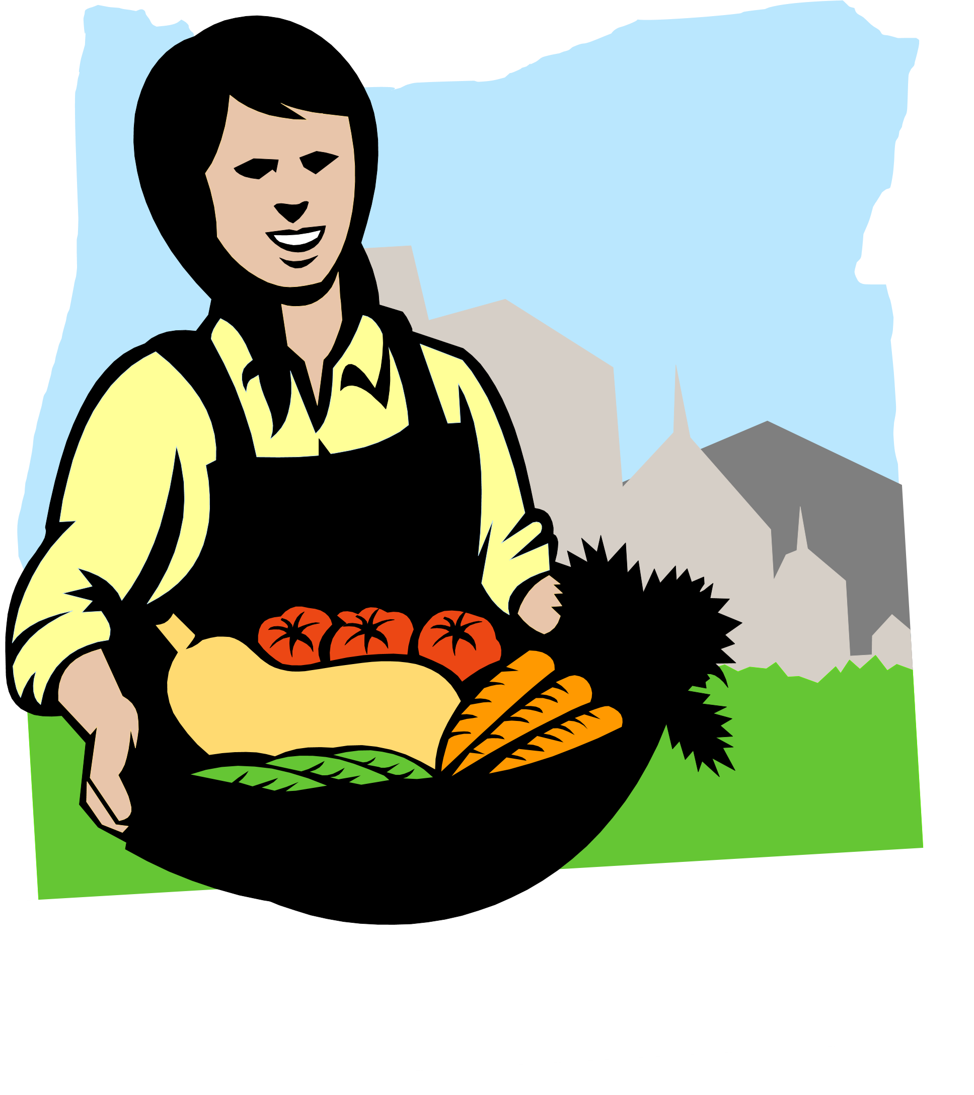 Conference for women in. Farming clipart agricultural activity