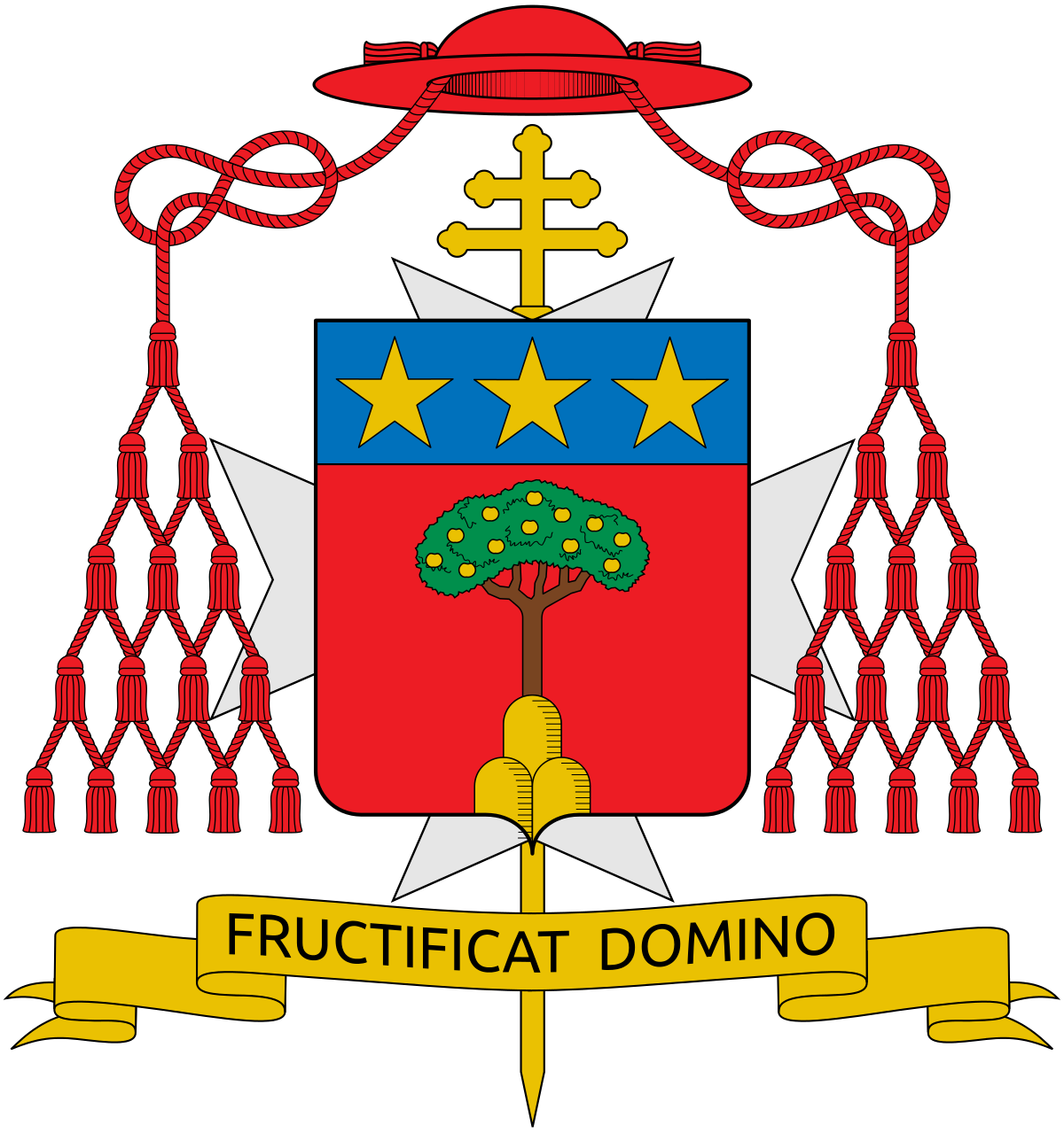 Conference clipart oath ceremony. Pericle felici wikipedia