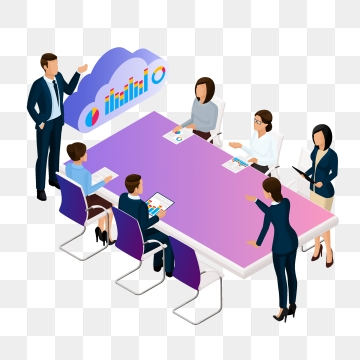 Images png format clip. Conference clipart office meeting