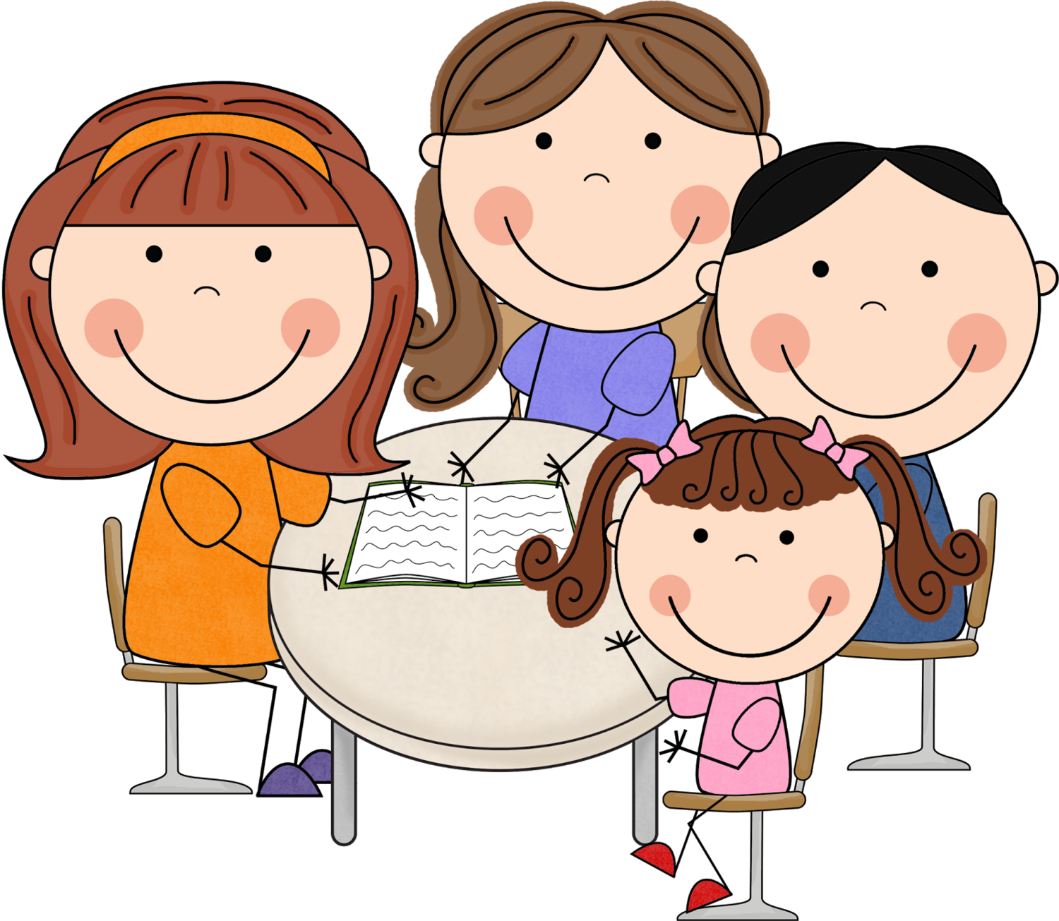 Parent night faith outreach. Conference clipart official meeting