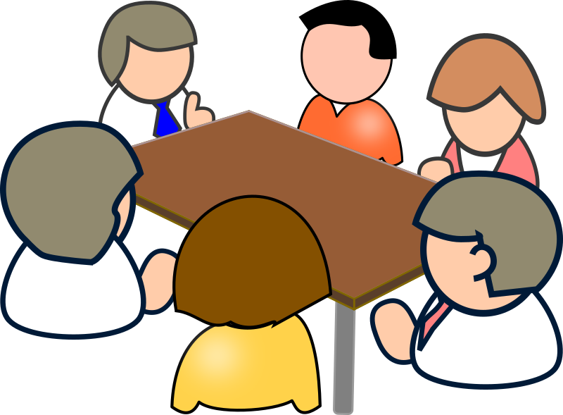 Newcastle local history group. Gavel clipart meeting