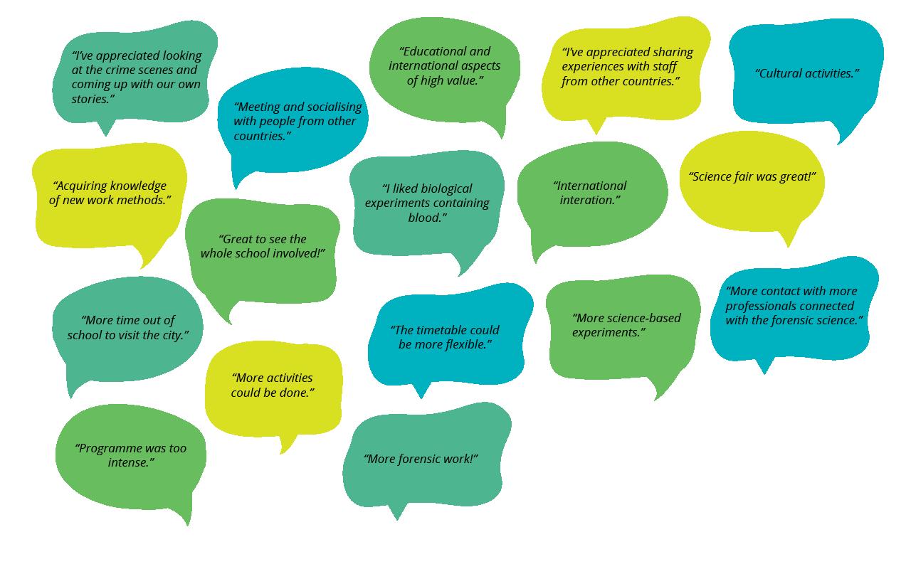 Testimonies euro science project. Knowledge clipart school culture