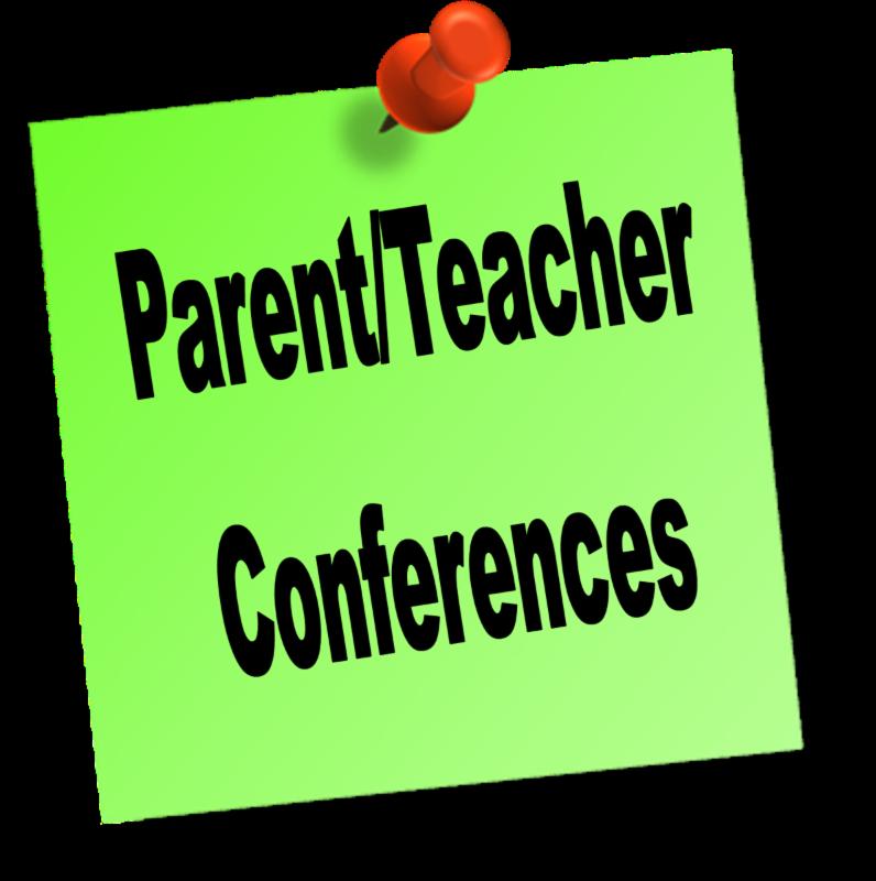 Mghs october parentteacher conferences. Conference clipart reminder