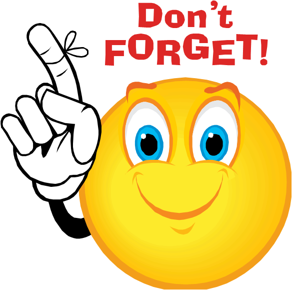 Conference clipart reminder.  b blogger february