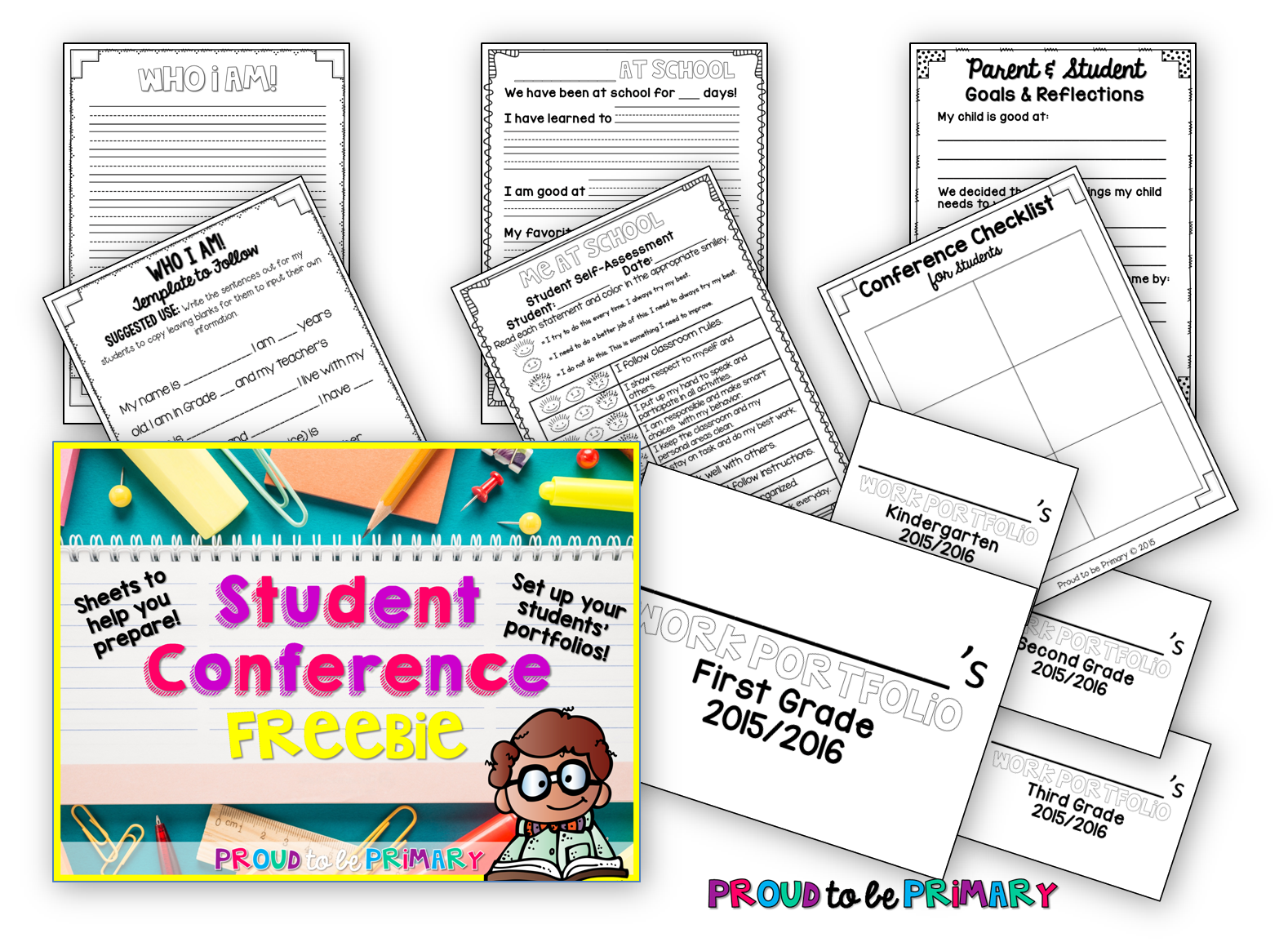 The primary pack conferences. Conference clipart student led conference