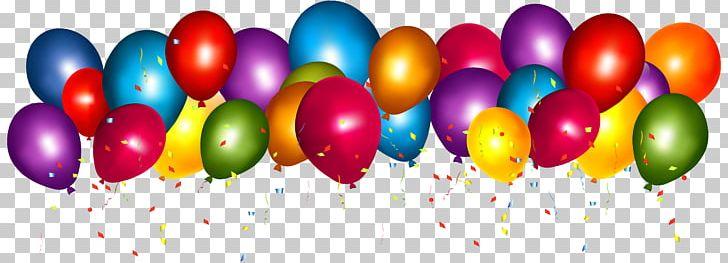 Party gift birthday png. Confetti clipart balloon confetti
