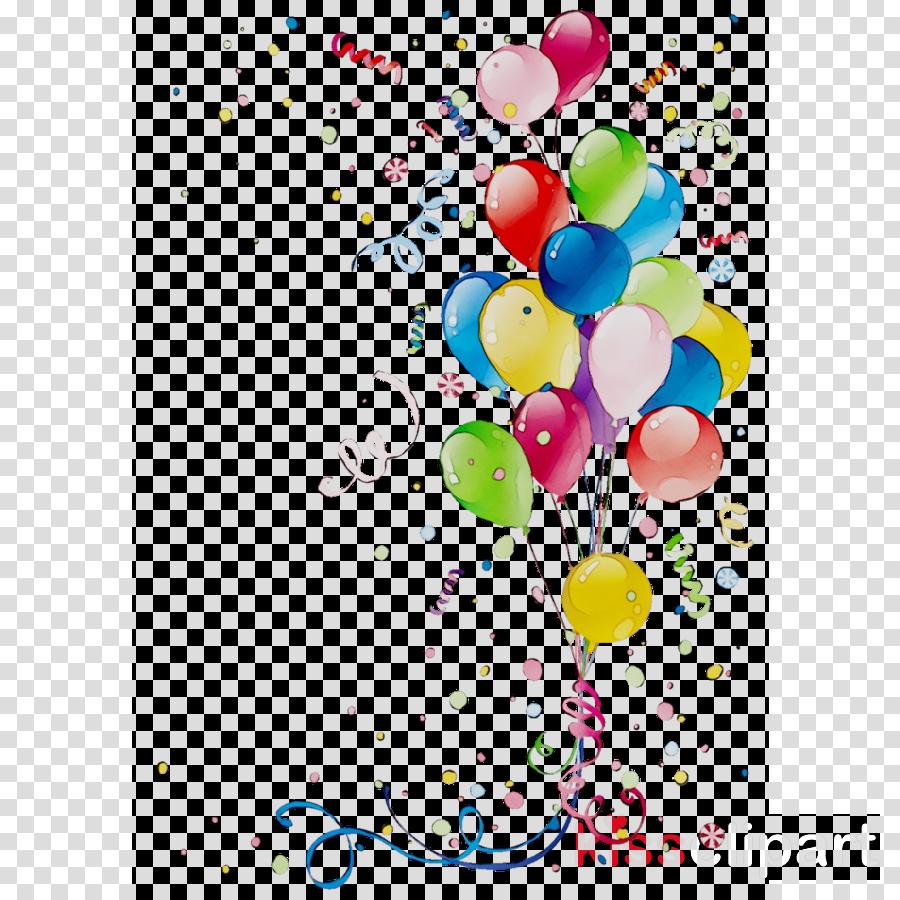 Confetti clipart balloon confetti. Party graphics
