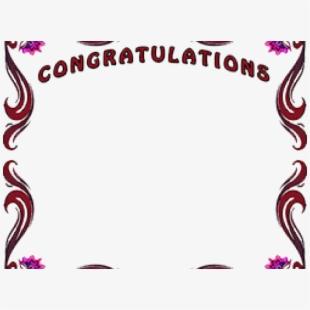 Clip art free . Confetti clipart congratulation