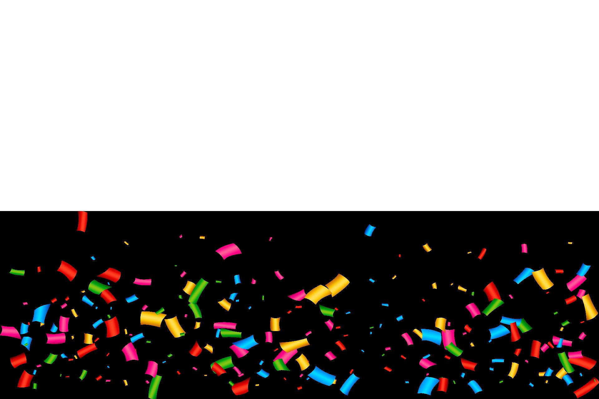 Confetti clipart fiesta background, Confetti fiesta ...