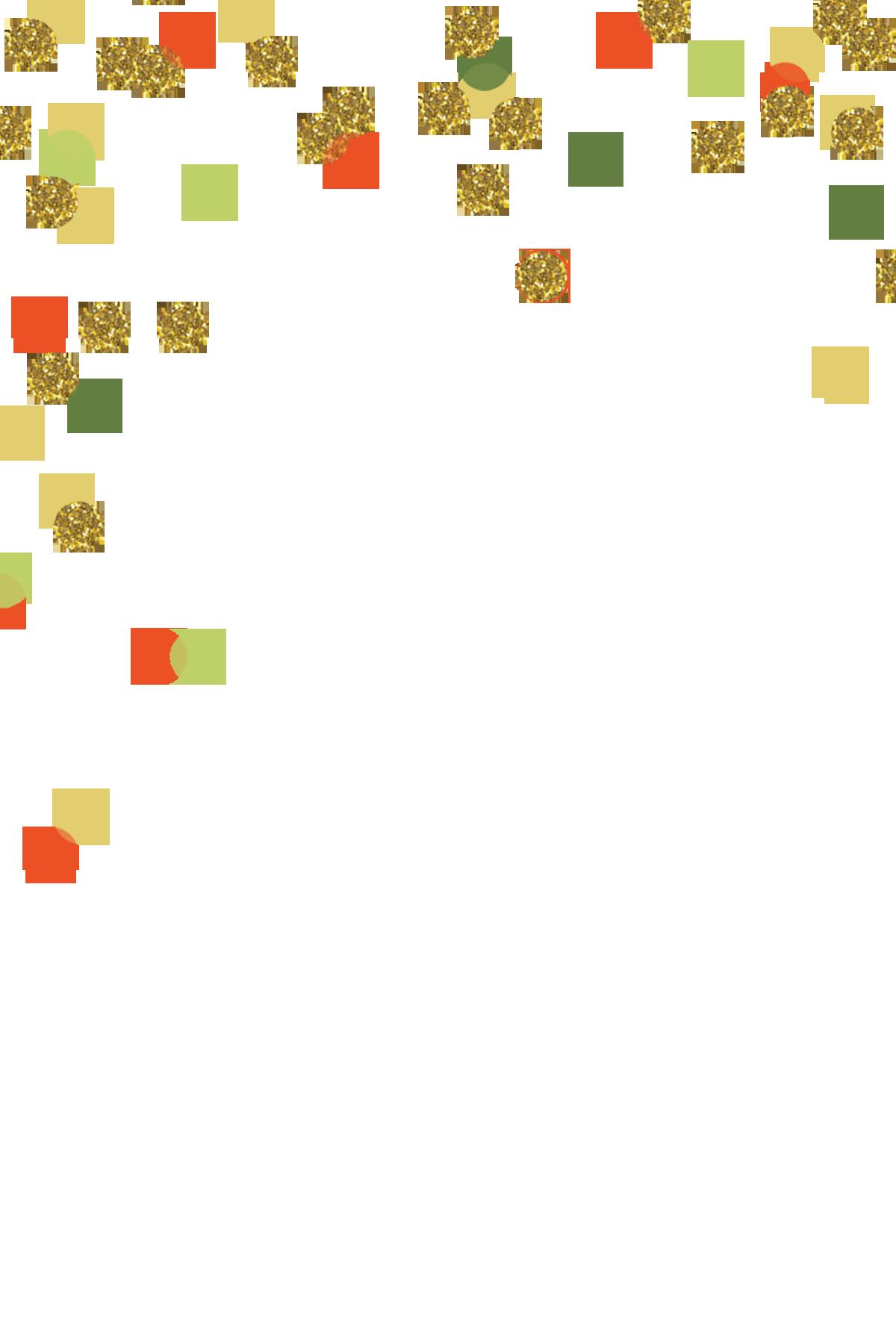 Glitter clipart gold dot. Free confetti cliparts download