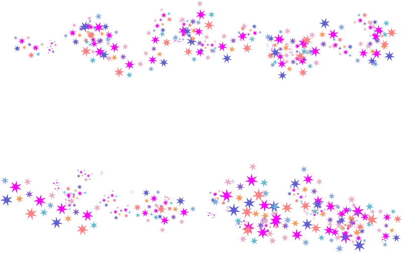 Confetti clipart gold star. Free images of stars