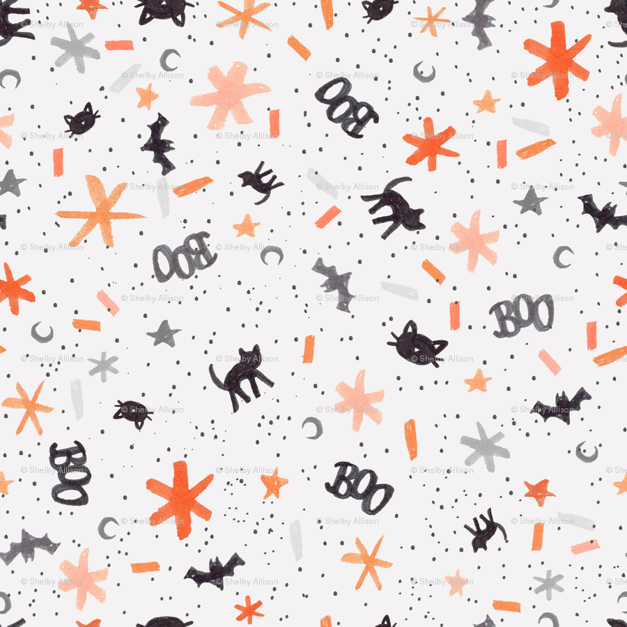 Confetti clipart halloween. Large wallpaper shelbyallison