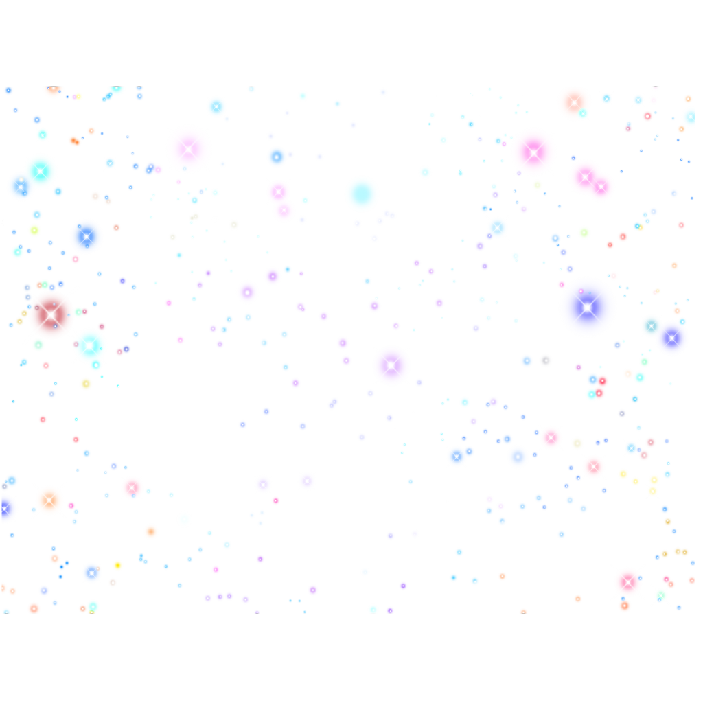 Confetti clipart pastel. Galaxy stars lights freetoedit