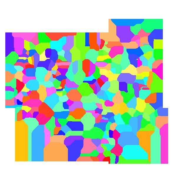 Paper clip art floating. Confetti clipart sparse