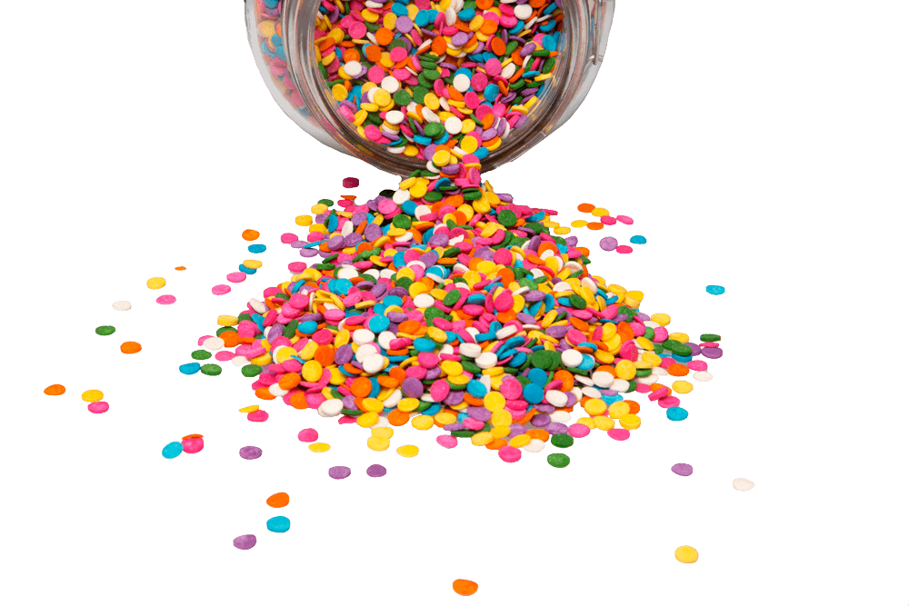 Home american sprinkle co. Confetti clipart sprinkles