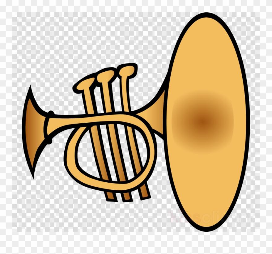Confetti clipart trumpet. Clip art musical instruments